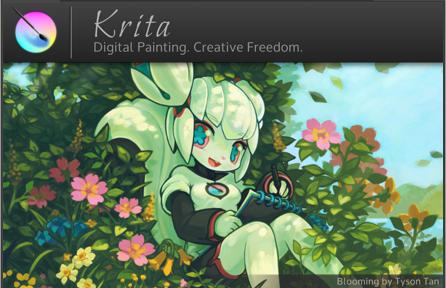 挿絵:Kritaのスプラッシュイメージ