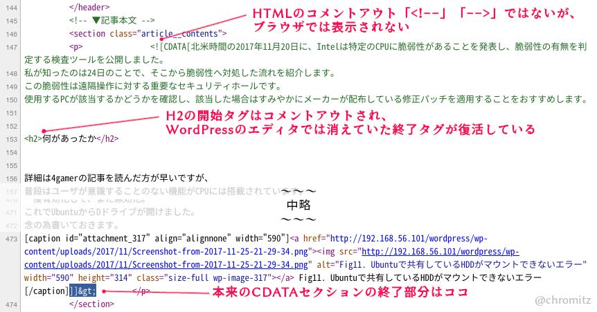 Fig4.WebページのHTMLソースを表示